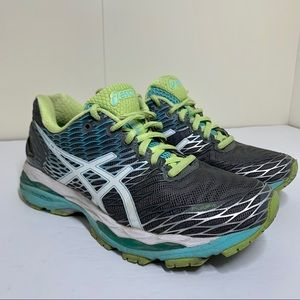 ASICS Gel Nimbus 18 Shoes Womens Size 6